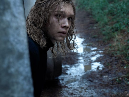 """Charlie Plummer plays J. Paul Getty III in """"All the"""