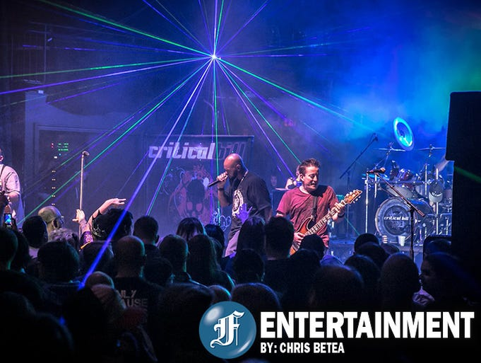 "Urban rock band Critical Bill unleashed its most solid effort to date on Saturday, Sept. 13, 2014 at the Macomb Music Theatre in Mt. Clemens. ""The New Eternal"" was celebrated with a packed house and music by openers Pistol Day Parade, Cadre and others."