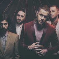 Imagine Dragons plan Ruoff Home Mortgage Music Center show