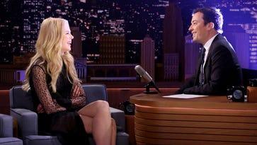 Nicole Kidman trolls Jimmy Fallon for not asking for her number (again)