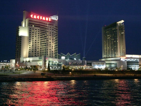 Caesars Windsor Casino.