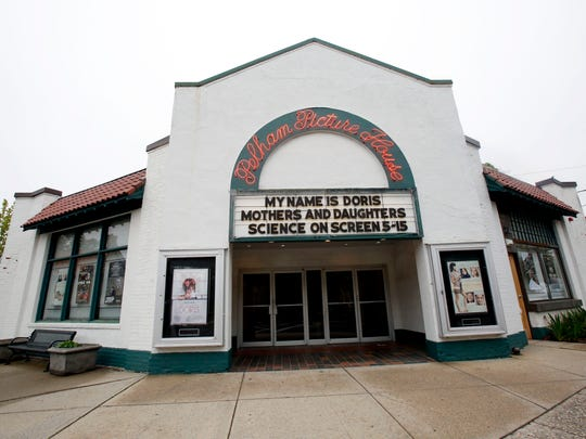 The Picture House Regional Film Center in Pelham, May 6, 2016. The theater underwent a million dollar renovation and are one of three that has expressed interest in the Larchmont movie theater building that is up for sale for $1.5 million. The building is for sale, the movie theater is a tenant whose lease expires in September.