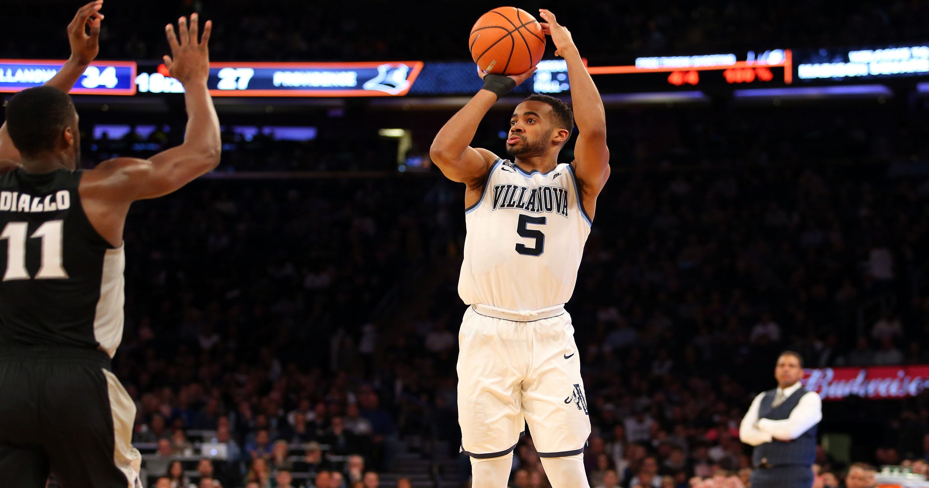 2635849f4fb Villanova faces college basketball rebuild after last year's NCAA title