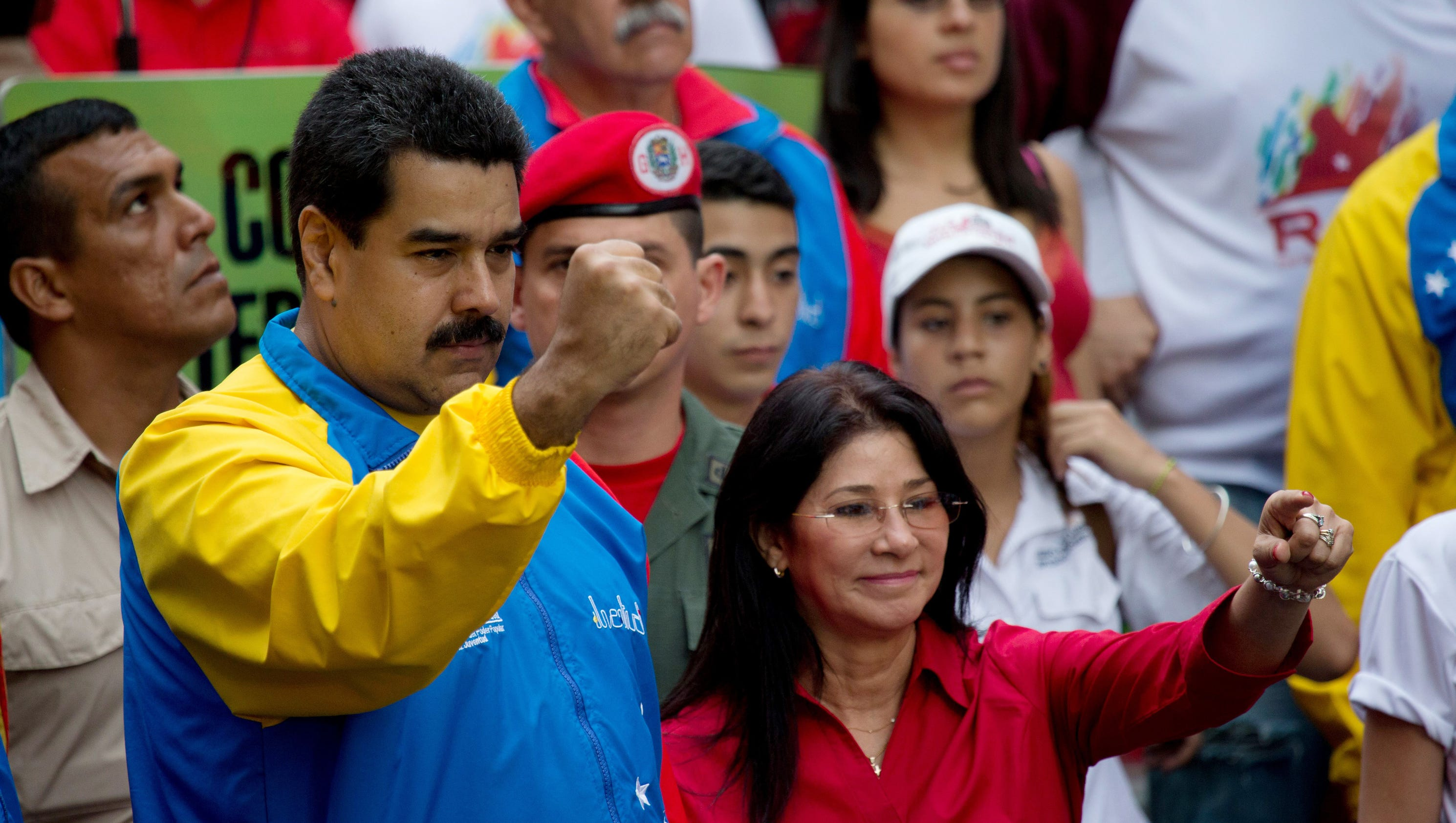 2 nephews of Venezuelan first lady indicted on U.S. drug ...
