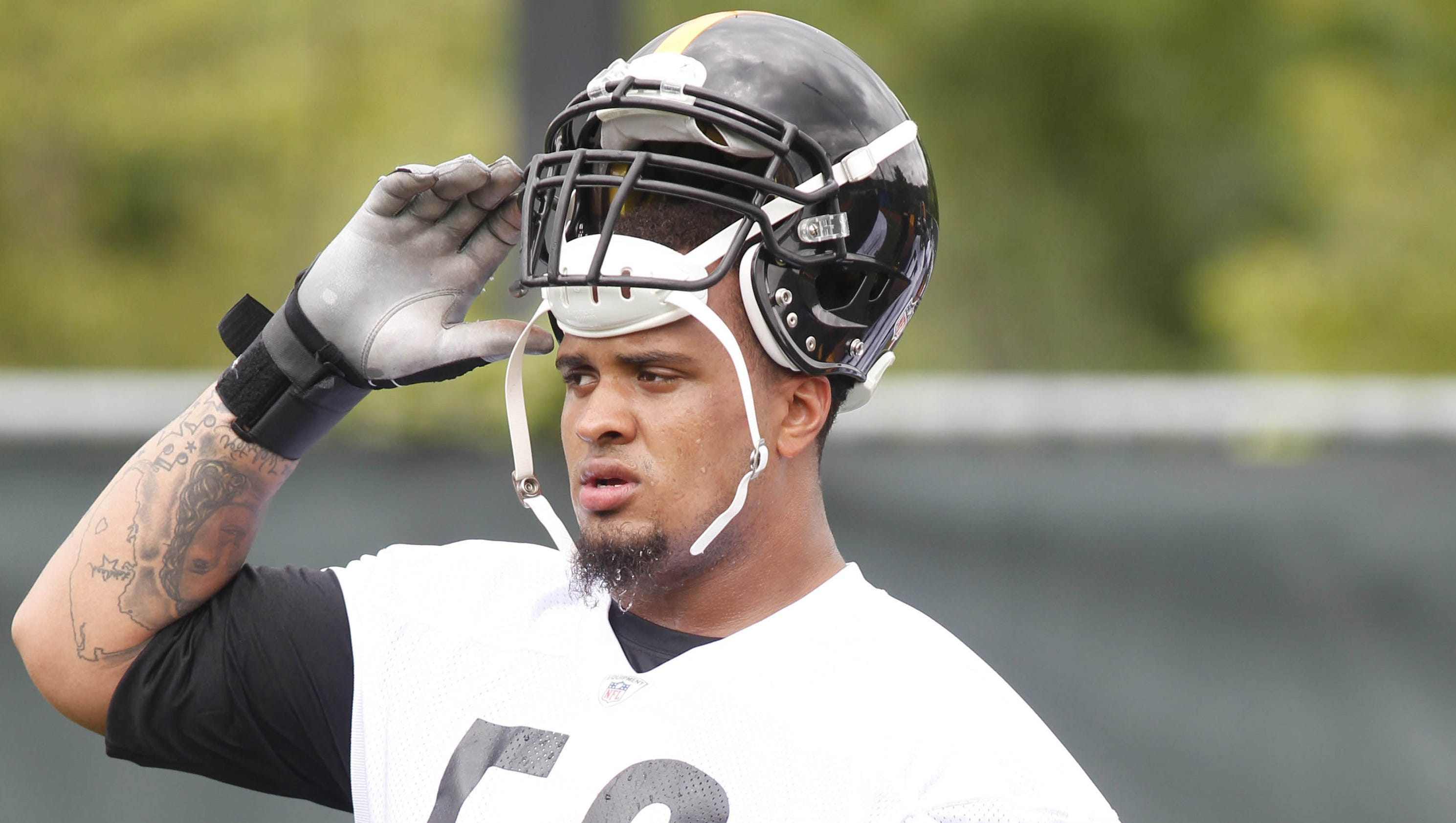 Steelers Maurkice Pouncey relieved not surprised assault charges