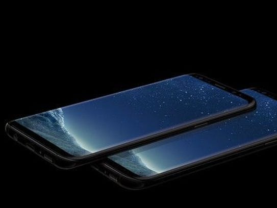 The design of the Galaxy S9 is expected to look a lot like the Galaxy S8.
