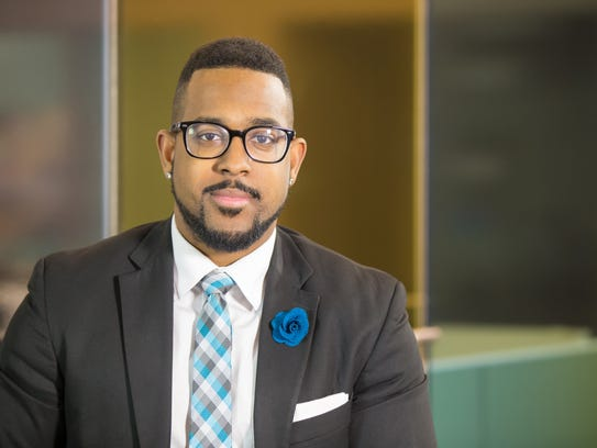 Justin Mack, Indy Star reporter and anchor of The Drop