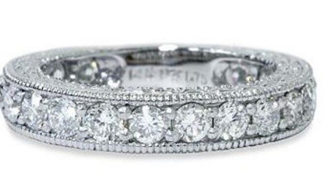 Wedding jewelry at Bed Bath