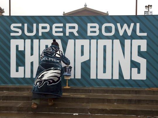 Super Bowl Parade Plans