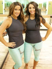 Rashna Carmicle and Stephanie Bristow are the co-founders of B.YOU fitness boutique.
