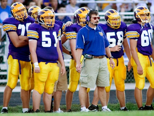 Longtime New Berlin Eisenhower football and softball coach Jeff Setz lost his battle with cancer Aug. 25, 2016. He was 65.