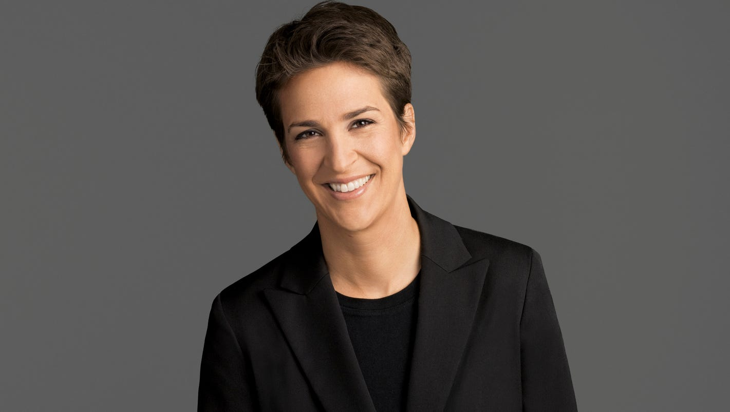 Rachel Maddow's dedication to covering Flint water crisis wins her an Emmy