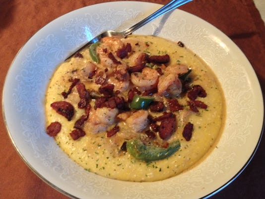 Shrimp and Cheddar Grits.JPG