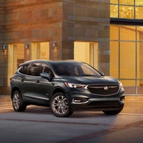 Buick Enclave Avenir offers luxury ambiance