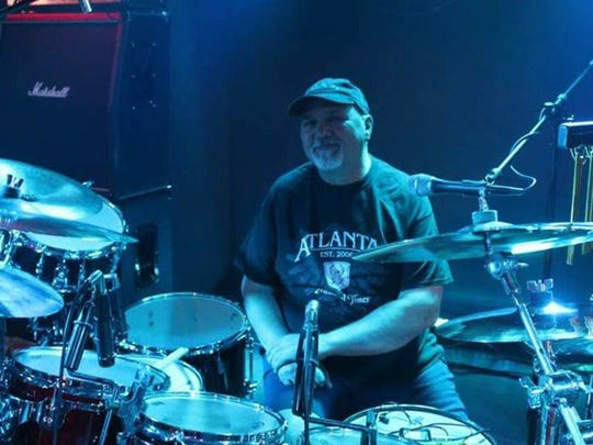 Drummer Joe Frederick recently died during a performance.