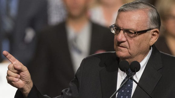 Joe Arpaio was criticized for using his office for