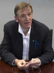U.S. Rep. Paul Gosar.