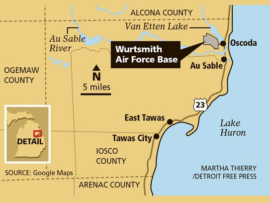 Wurtsmith Air Force Base