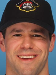 Jonathan Schwind: was honored by Pirates organization
