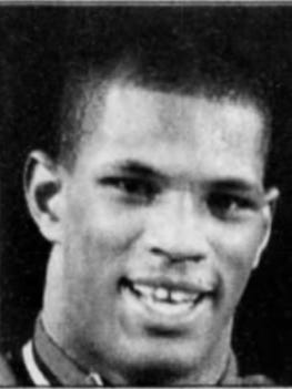 Former Paulsboro star running back Isaac Redman.