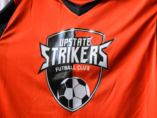 Upstate Strikers at Civic Center