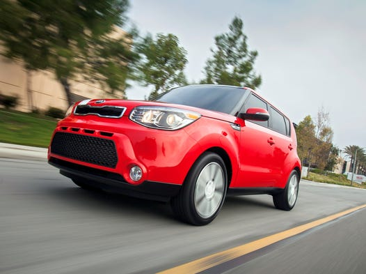 Kia redesigned its Soul subcompact for 2014, trying to keep the same look while upgrading refinement and adding a hint of rakishness.