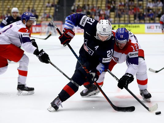USA v Czech Republic - 2018 IIHF Ice Hockey World Championship Quarter Final