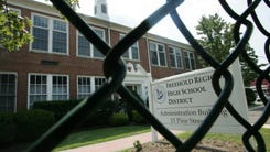 Freehold Regional High School administrative offices