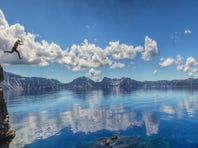 Southern Oregon offers unspeakable beauty at spots like Crater Lake, the deepest lake in the United States