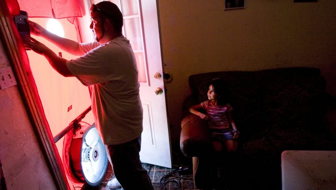 President Donald Trump's budget outline calls for cutting the Low Income Home Energy Assistance Program and weatherization funding from the Department of Energy. Arizona currently gets about $19 million a year in LIHEAP funds and about $1 million for weatherization.