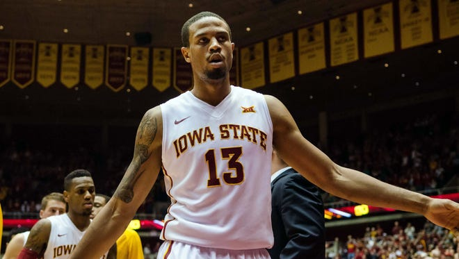 Iowa State Cyclones guard Bryce Dejean-Jones returned to action against the Southern Jaguars after serving a one-game suspension.