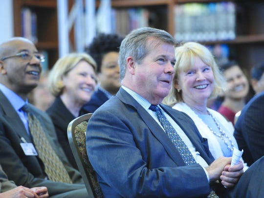 Outgoing Nashville mayor Karl Dean has a couple years