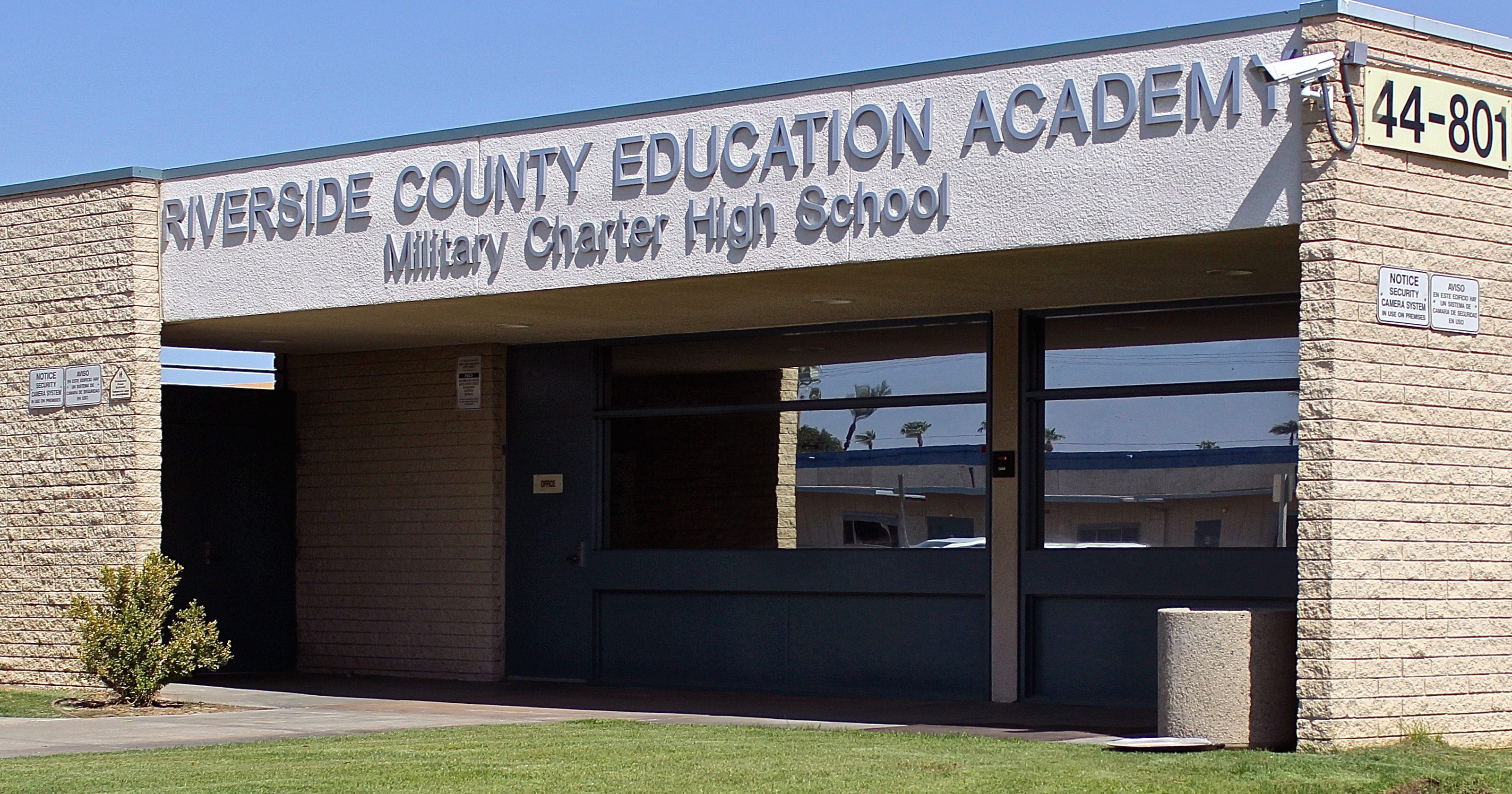 Indio Military Academy Accepting Students