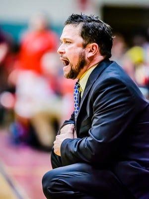 David Jones stepped down after eight seasons leading the Grand Ledge girls basketball varsity program.