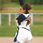 Mary Mauro had 53 shutouts, 13 no-hitters and four perfect games while posting an earned run average of 0.71 as a pitcher at DeWitt in the mid-1990s.