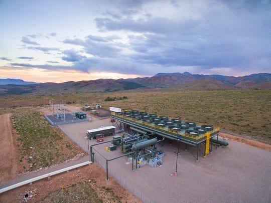 The Utah Associated Municipal Power Systems' Veyo Heat