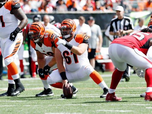 NFL: Atlanta Falcons at Cincinnati Bengals