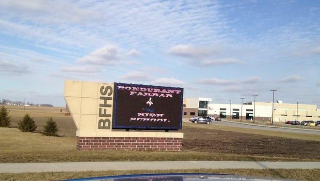 Bondurant-Farrar High School