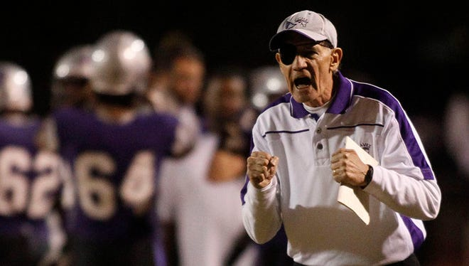 Cesar Chavez coach Jim Rattay can join the prestigious 300 club with a win in his season opener vs. Mountain Ridge. Richard Obert thinks he'll get it.