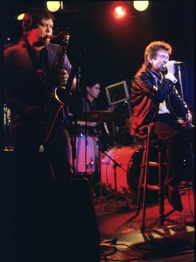 BOBBY KEYS (left) | Dec. 2 (age 70) |