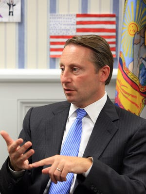 Westchester County Executive Rob Astorino last October.