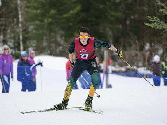 Jack Hegman, a Vermont native, shined on the EISA circuit