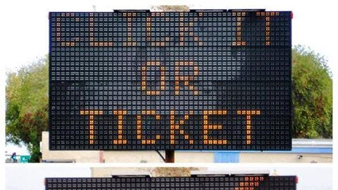 The Escambia County Sheriff's Office will be participating in the Click It or Ticket seat belt enforcement campaign May 18-31