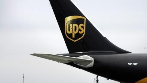 File photo of UPS.
