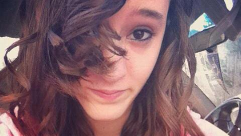 Brittany Burgio, 17, died after being struck by a car on Dewey Avenue in Rochester.