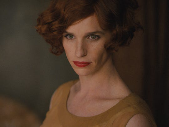 "Eddie Redmayne stars as Lili Elbe in Tom Hooper's ""The Danish Girl."""