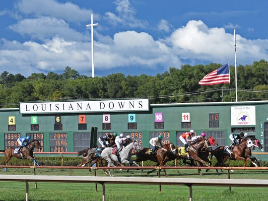The Grade II, $300,000 Super Derby, the main event for Harrah's Louisiana Downs, will not run in 2020.