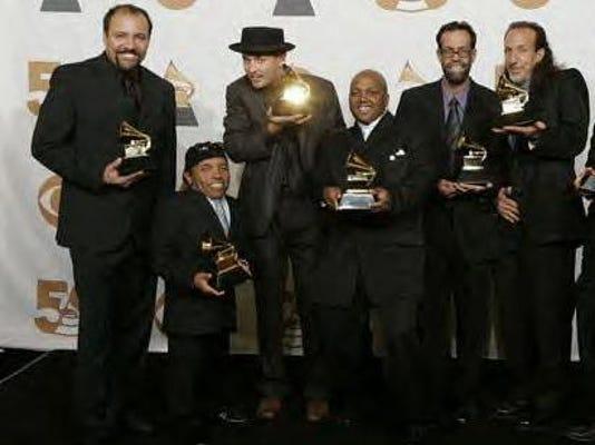 Fontenot Grammy