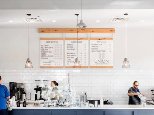 Union Coffee Company is located in Peoria.