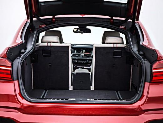 Test drive: BMW X4 marries car, SUV